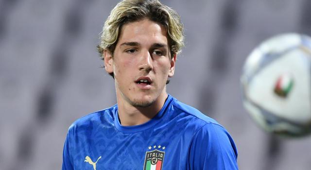 Nicolò Zaniolo e le attenzioni della Juventus